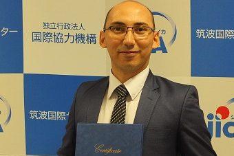 Mustafa Naseri – Alumnus