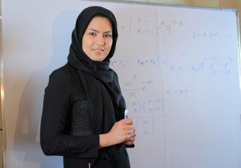 Shahr Banoo Mosavi – Alumnus
